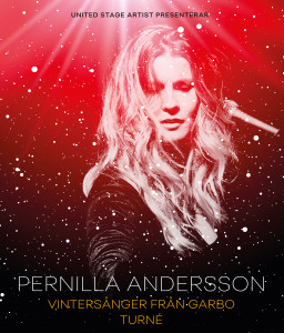 Pernilla Andersson julturné_bild